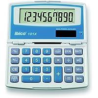 Ibico IB410024 - Calculadora de bolsillo, 10 dígitos