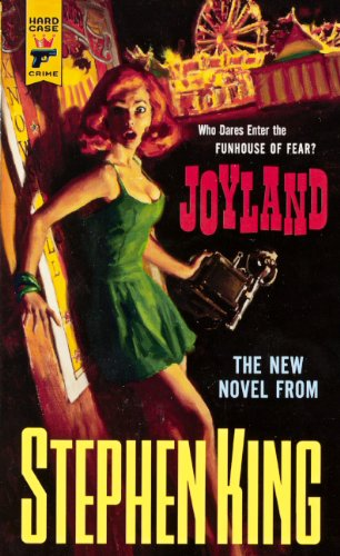 Book cover for Joyland