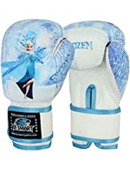 La Reine des neiges enfants Gants de gants de boxe Junior 113,4gram 170,1gram Sac de frappe enfant MMA Youth