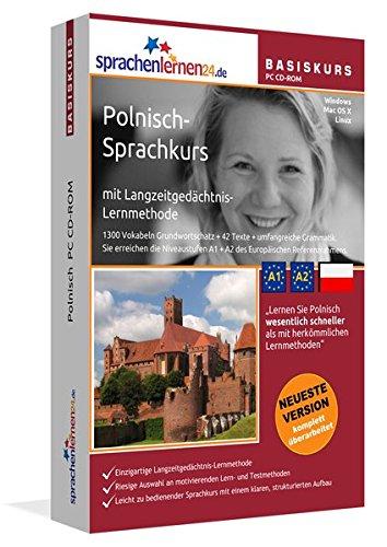 Sprachenlernen24.de Polnisch-Basis-Sprachkurs: PC CD-ROM für Windows/Linux/Mac OS X. Polnisch...