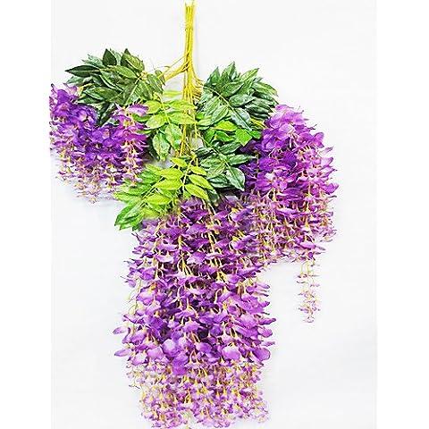 Home decorazione di fiori artificiali, fiori di