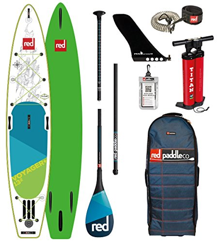 Red Paddle Co – SUP Stand Up Paddle Boarding – Voyager… | 05060345329544