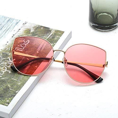 SCJ Persönlichkeit runde Gesichter sind Teil des Lichts, um Sonnenbrillen weiblich zu Fahren, das Flutauge ist fein Lange Gesicht Sonnenbrille männlich
