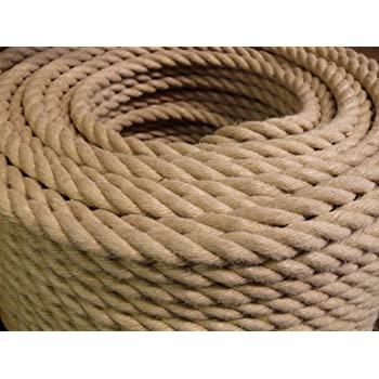 Westward Ropes Natural Rope - Cotton Natural Rope 12mm