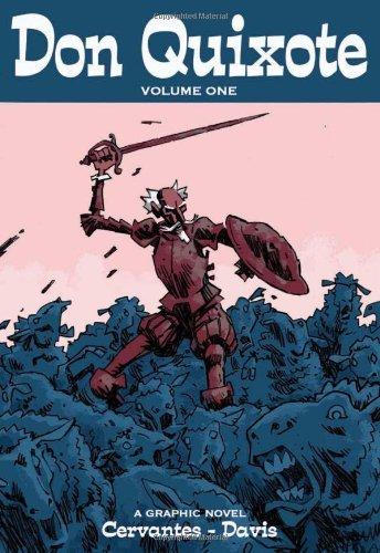 Don Quixote Volume1. by Rob Davis (2011-09-01)
