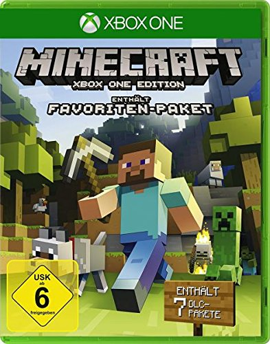 Minecraft - Fan Edition - [Xbox One] (Xbox Minecraft 1)