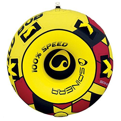SPINERA Wild Bob -Tube, Wasserring, Wasserreifen, Towable für 1 Person -
