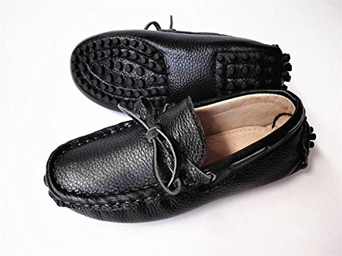 Minitoo , Chaussures à lacets Garçons Noir - noir