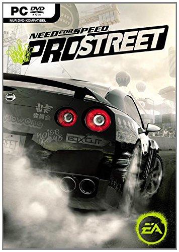 MSL Need for Speed ProStreet PC vídeo - Juego (PC, Conducción, E (para todos), Electronic Arts, DVD-ROM)