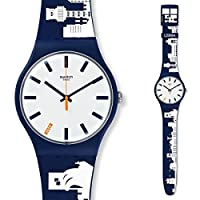 Reloj Swatch New Collection para Hombre SUOZ211 de Swatch New Collection