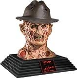 Halloween Party Fan Deko Freddy Krueger Büste Statue