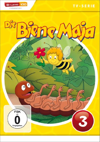 Die Biene Maja - DVD 3: Episoden 14-20