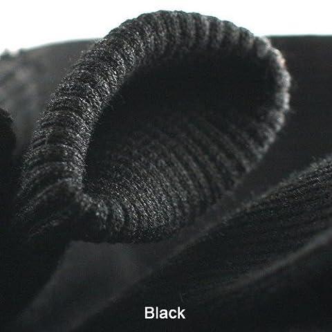 Neotrims Tricot Turbulaire, 2x2 Côtes Tricotées Poignet sans Couture & Tissu au mètre; Mélange d'Acrylique et d'Elasthanne. Bonne garniture pour les Manches des manteaux et des blousons.