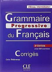 Grammaire progressive du français - 3e édition