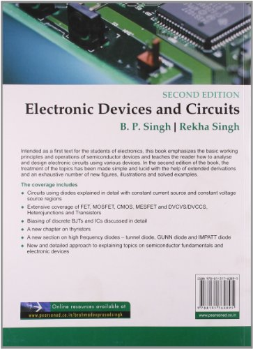 Electronics Devices and Circuits