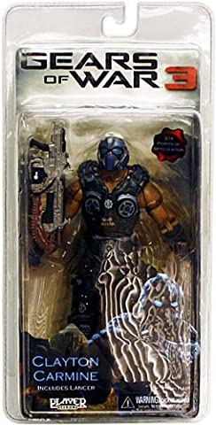 Gears of War 3 Series I Clayton Carmine [Import allemand]
