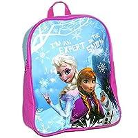 Disney® Frozen Official Kids Children Girls School Travel Rucksack Backpack Bag - Elsa Anna and Olaf
