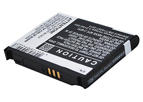 CS-SMZ560XL Akku 1000mAh Kompatibel mit [Samsung] Behold SGH-T919, Behold T919, Eternity II, Flight, Flight A797, Freeform 2, Freeform II, Freeform II R360, GH-Z568, Gravity 2, Gravity II T469, Impre