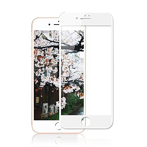 Meidom M-iPhone 8 5D film-White-MD064