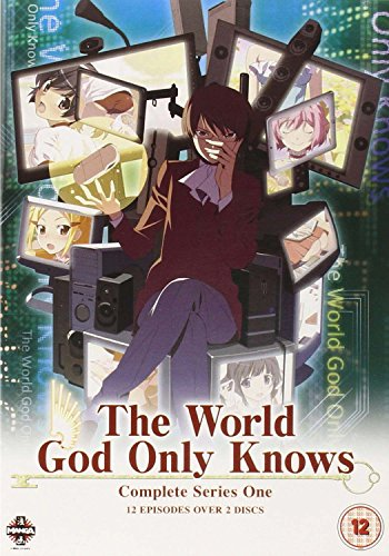 World God Only Knows The - Complete Season 1 Collection [Edizione: Regno Unito] [Import italien]