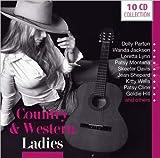 Country & Western Ladies (10Cd)Box