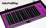Silk Lashes C Curl 0,20 Seidenwimpern Einzelwimpern Soft Mink Wimpernverlängerung (11mm)