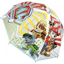 "Patrulla canina 2400000205 Paraguas infantil, diseño de ""Fun Day Out"", diámetro de 45cm"