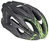 Powerslide Erwachsene Helm VI Race Pro, Schwarz, S/M, 903172/3