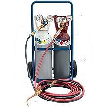 B-BRAZE Kit 5 - kit professionale per saldatura ossiacetilenica