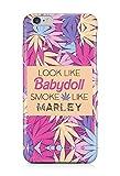 Die besten apple-Babydolls - COVER weed Hasch babydoll marley pink lila Design Bewertungen