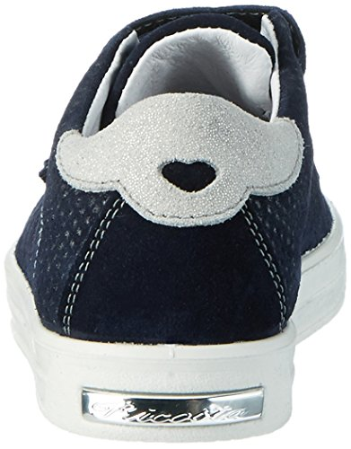 Ricosta - Ashley, Scarpe da ginnastica Bambina Blau (nautic)