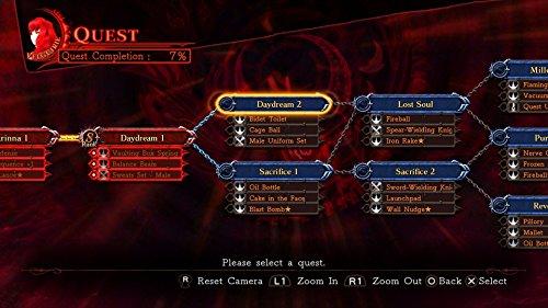 DECEPTION IV The Nightmare Princess PS4 [PlayStation 4] - Bild 14