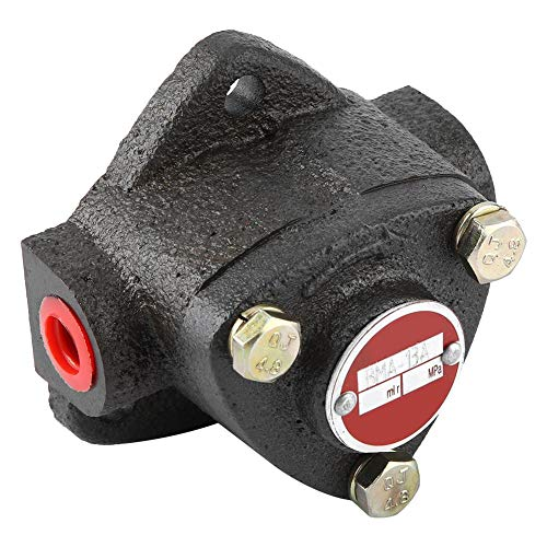Getriebeölpumpe,Gear Oil Pump Dreieck Ölpumpeneinsatz Typ Zahnradpumpe Cycloid Schmierölpumpe Maschinenschmierpumpe Dreieck Zykloidenölpumpe,hohe Qualität,stabile Leistung(D)