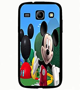 ColourCraft Lovely Cartoon Character Design Back Case Cover for SAMSUNG GALAXY CORE I8262 / I8260