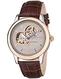 JEAN BELLECOUR-Reloj de pulsera automático para hombre