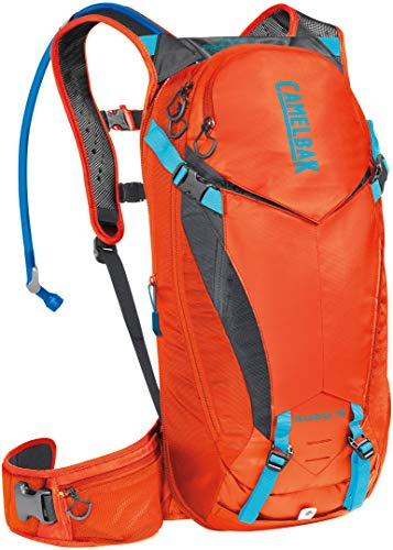 CAMELBAK K.U.D.U. Protector 10 Backpack Dry red orange/Charcoal Größe M/L 2020 Rucksack