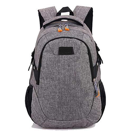 MEOBHI SchultascheJugendlicheSchultaschenJungen und Mädchen Schulrucksack Daypack Rucksack für Männer Frauen Work Travel Laptop Rucksack