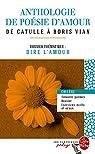 Anthologie de poésie d'amour (Edition pédagogique) : Dossier thématique : Dire l'amour (Classiques) par Dal Zotto