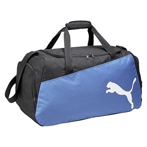 Puma Trainingstasche Pro Training Bag Black/Puma Royal/White M
