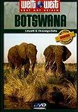 Botswana - Linyanti & Okavango-Delta (welt weit) [DVD]