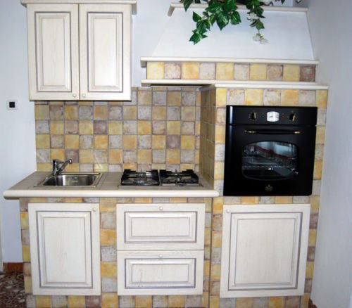 Cucine Finta Muratura Nord Italia usato | vedi tutte i 4 prezzi!