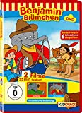 Benjamin als Förster/ Benjamin als Cowboy - Benjamin Blümchen