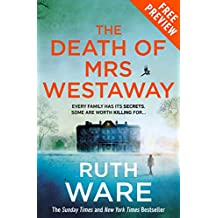 New Ruth Ware Thriller: Free Ebook Sampler The Death of Mrs Westaway
