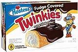 Hostess Fudge Covered Twinkies - 432g - 8 Cakes ...