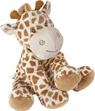 Suki Baby Medium Bing Bing Soft Boa Plush Toy with Embroidered Accents (Giraffe)