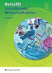 Betrifft Sozialkunde / Wirtschaftslehre -Ausgabe für Rheinland-Pfalz: Arbeitsheft