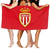 AS Monaco Serviette Microfibre - Drap De Bain Pour Voyage Et Fitness Séchage Rapide - Serviette De...