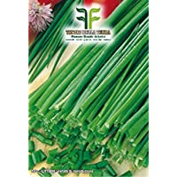 500 Aprox- Semillas de cebolleta - Allium Schoenoprasum en su embalaje original hecho en Italia - Hierbas cebollas