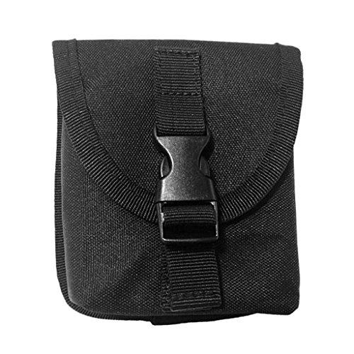 Gazechimp Tauchen Bleigürtel Taschen - Schwarz