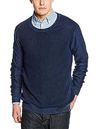 Hilfiger Denim Thdm Cn Sweater L/S 11, Pull Homme